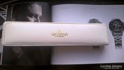 Új, nem használt Grovana luxus svájci női karóra