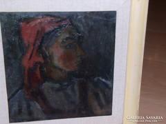 Gráber Margit festménye