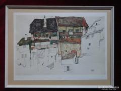 Egon Schiele: Kunyhók