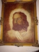 Eladó Bődi Mária- Jézus festménye