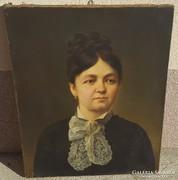 Ismeretlen női portré!!