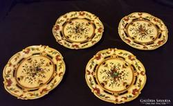 Kézzel festett majolika tányér!!