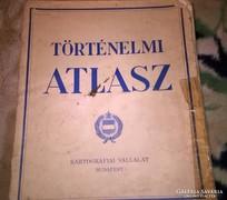 Történelmi atlasz 1963-as kiadású!