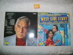 West Side Story  -  2 darab hanglemez