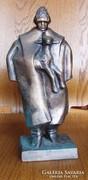 Somogyi Árpád (1926-2008) ritka bronz szobra!