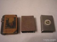 Antik gyufatartó gyűjtemény,BARBAROSSA HÖHLE KÉPPEL RITKASÁG