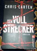 CHRIS CARTER - DER VOLL STRECKER - THRILLER - német nyelvű