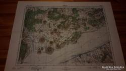 Tapolca (5259) katonai térkép