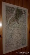 """""""Debreczen"""" katonai térkép (3948)"""