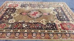 Hatalmas gyapjú Perzsa szőnyeg