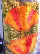 retro suba falvédő fali szőnyeg