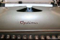 Optima - Elite3 írógép