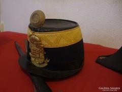 Eredeti osztrák-Magyar Monarchiás 1 világháborús Csákó