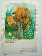 Virág Holdtölte után - 1981. 05. 09.