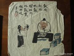 Japán festmény