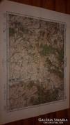 Pásztó és Szirák (4863) katonai térkép