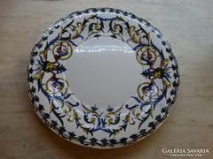 Antik Gien , francia disz tányér