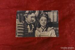 Ruttkay Éva és Bessenyei Ferenc - postatiszta képeslap