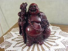 Mosolygó Buddha szobor