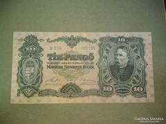 10 Pengő 1929 így Ritkább!