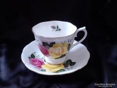 Royal Albert June delight teás csészét+tányér