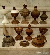 Antik Petróleum lámpa gyűjtemény egyben eladó