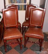 Régi stílusú szép állapotú kényelmes székek