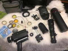revue cockpit kamer felszerelés rengeteg kiegészítő  A kép