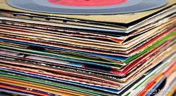 50 db. Bakelit lemez