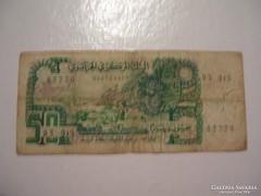 Algéria 50 Dínár 1977.