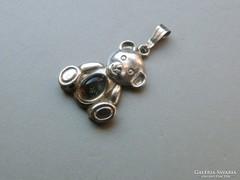 Ap 429 - Ezüst maci medve medál