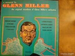 Glenn Miller album bakelit lemez 4db lemez Teljesen Új