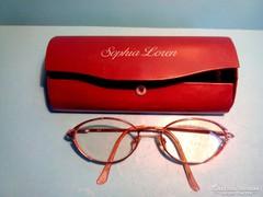 Vintage Sophia Loren szemüveg