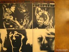 The Rolling Stones-Emotional Rescue bakelit lemez