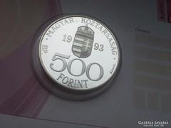 ECU integráció 500 Ft PP 31,46 0,925 lánchíd PP
