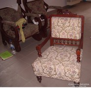 Ónémet fotel felújítva