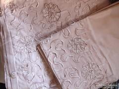 Álomszép szalagrátétes ágynemű garnítúra