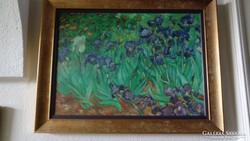 ÍRISZEK / Van Gogh.../