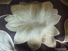 2 db szépséges selyem sötétítő függöny