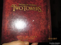 The Lord of the Rings / THE TWO TOWERS dvd
