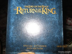 The Lord of the Rings / THE RETURN OF THE KING dvd