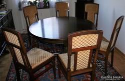 Kerek aszta/170 cm/  25000.-Ft