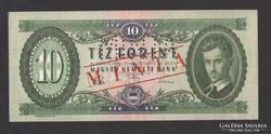 10 forint 1960.  MINTA!!!  RITKA !!! UNC !!!