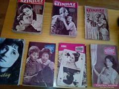 Film Színház Muzsika 1957-1962, Filmvilág
