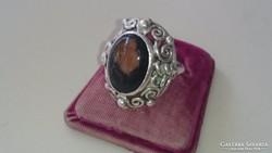 Csodaszép Régi ezüst gyűrű