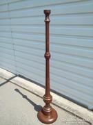 Art Deco fa álló lámpa test