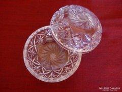 Ólomkristály ajkai bonbonier