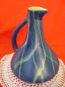 Retró,art deco design,Tófej kerámia váza