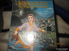 BERNADETTE The Princess of Lourdes - rajzfilm
