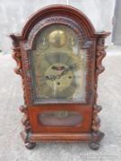 Antik biedermeier asztali óra
